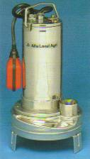 Stainless steel drainage pump